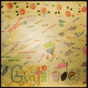 Gratitude Blog 9